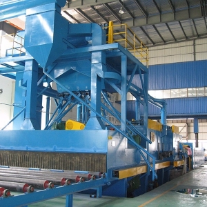 钢材预处理线厂家直销