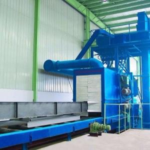 钢结构抛丸清理机 生产高效